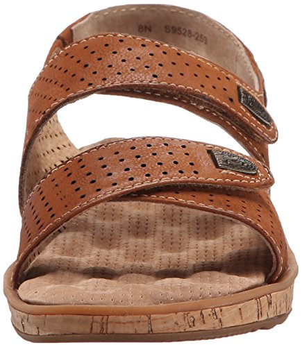 Tan Softwalk Bolivia Women's Sandal Wedge qz68xAwp