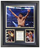 """Legends Never Die Manny Pacquiao Framed Photo Collage, 16"""" x 20"""""""