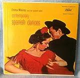 Emma Maleras - Contemporary Spanish Dances