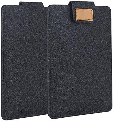 Funda de Fieltro para iPad Mini y Otras Tablets de 8 (.: Amazon.es: Electrónica