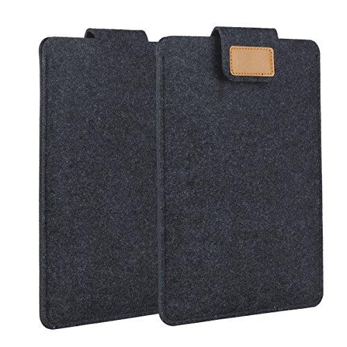 Filz Hülle for Apple iPad und 10 inch Tablets / Felt Sleeve for iPad and 10