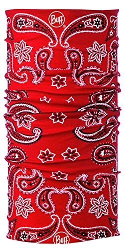 Buff The Original Cashmere Red - Size: ONE Size - RED