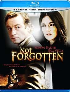 Not Forgotten [Blu-ray] [Import]