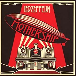 Mothership The Very Best Of Led Zeppelin Amazon Co Uk Music