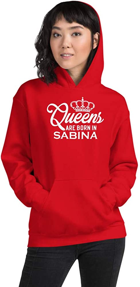 Queens are Born in Sabina PF