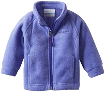 c7a6abad8 Image Unavailable. Image not available for. Colour: Columbia Baby-Girls  Infant Benton Springs Fleece ...