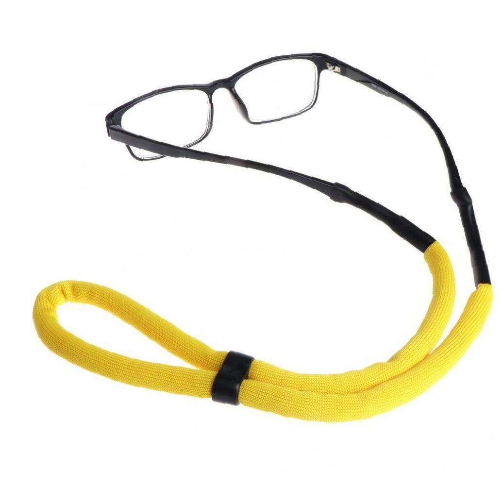 Umh/ängeband Lesebrillen Schwimm Brillen Kette Sportbrillen Cord Brillen-Schnur-Halter F/ür Unisex