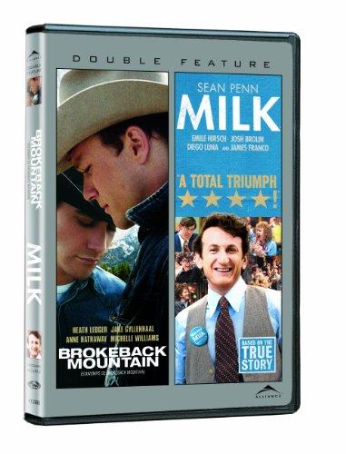 Brokeback Mountain / Milk (Double Feature)