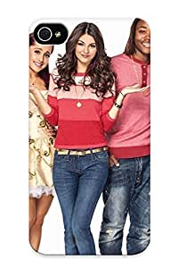 Fashion NXQzIXR2250iqPdJ Case Cover Series For Iphone 4/4s(victorious) by lolosakes