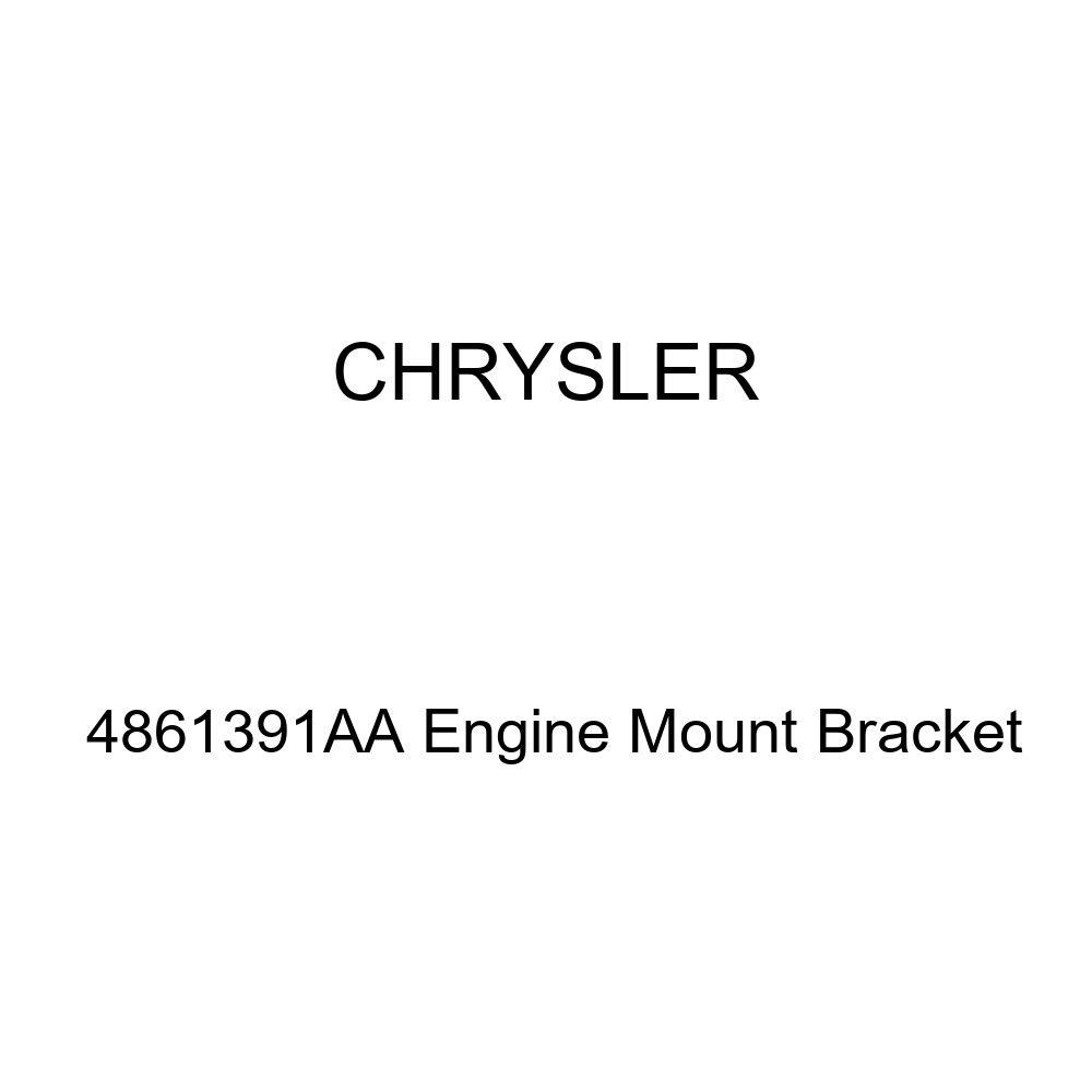 Genuine Chrysler 4861391AA Engine Mount Bracket