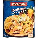 Chef-mate Que Bueno Sauce, Jalapeno Cheese, 6-lb 10-oz