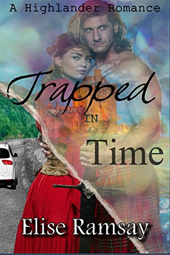 Trapped Time Highlander Romance Novella ebook product image