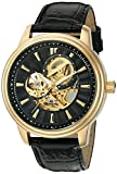 Invicta Men's 22578 Vintage Analog Display Automatic Self Wind Black Watch
