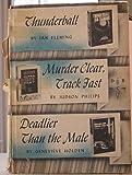 Thunderball / Murder Clear, Track Fast / Deadlier