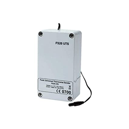 Conrad FS20 UTS - Transmisor para termostato universal