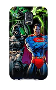Special Design Back Justice League Phone Case Cover For Galaxy S5
