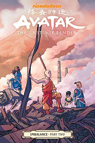 Pdf Graphic Novels Avatar: The Last Airbender--Imbalance Part Two