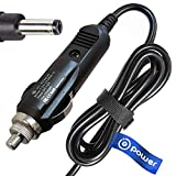 T POWER car charger Compatible with Audiovox DT102 DT102A PVS6360 PVS69701 PVS33116 PVD80 Venturer PDV880 PVS72901 VDS102T dual PVS72901 VDS102T HB12-09010SPA PVS3393 PVD73 portable DVD player