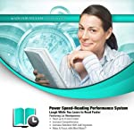 Power Speed Reading Performance System: Laugh While You Learn to Read Faster   Liv Montgomery