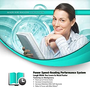 Power Speed Reading Performance System Audiobook