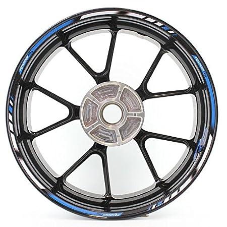 Bandas adhesivas SpecialGP Moto BMW R1200RS Azul Y Blanco: Amazon.es: Coche y moto
