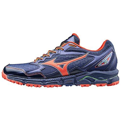 Running Azul Mizuno Zapatillas Hombre De Claro Para qEqUBx7Xw