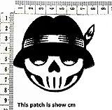 Skull Boy Rockabilly Sugar Tattoo Punk Rock Skull
