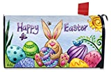 Briarwood Lane Happy Easter Bunny Magnetic Mailbox Cover Eggs Holiday Standard