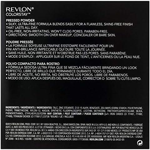 Revlon Colorstay Polvo prensado – 850 Medio/profundo – 0.3oz polvo