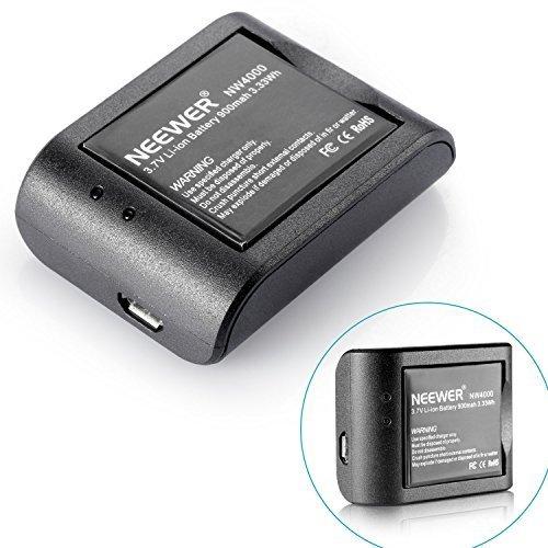 Neewer Battery Charger Holder for SJCAM SJ4000/5000/6000/700