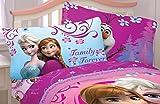 Disney Frozen Coronation Day Sheet Set - 100% Cotton (Full)