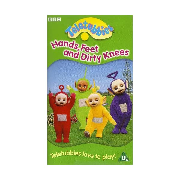 Teletubbies dirty knees | Teletubbies hands feet and dirty knees