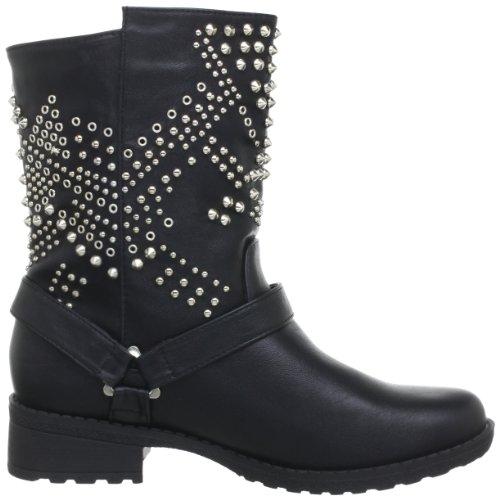 buy popular 5503b 2ce5b Buffalo Girl 331457 Leather Pu, Women's Boots
