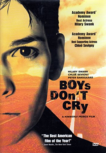 Boys Don't Cry by SWANK,HILARY
