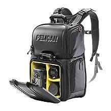 Pelican Products 0U1600-0003-110 ProGear Elite Photo Backpack, Hard Case Pack - Black