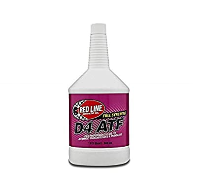 Red Line 30504 D4 Automatic Transmission Fluid