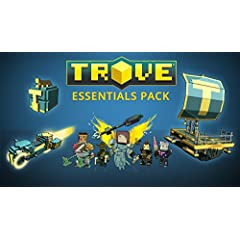 Trove Officially Launches on PlayStation 4 and Xbox One