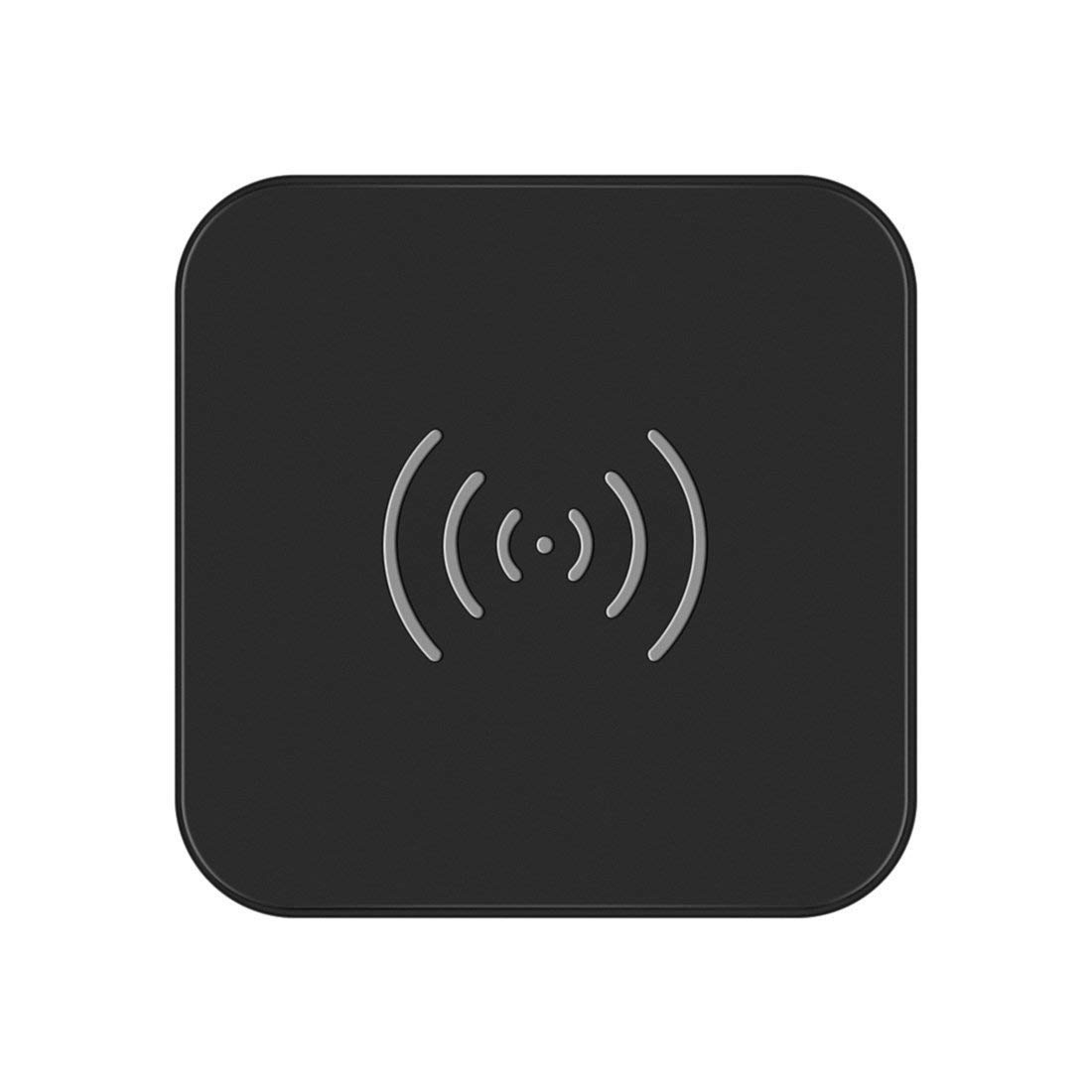 CHOETECH Wireless Charger, Qi Certified Wireless Charging Pad Compatible with iPhone XS Max/XS/XR/X/8/8 Plus, Samsung Galaxy Note 10/Note 10 Plus/S10/S10+/Note 9/S9/Note 8/S8, New AirPods and More by CHOETECH