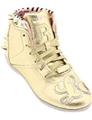 Betwixt Mid Womens (Melody Ehsani) in Brass/Silver by Reebok