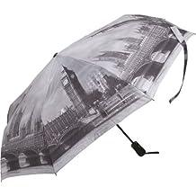 Galleria Art Print ouverture automatique & fermeture Parapluie pliant Motif Londres