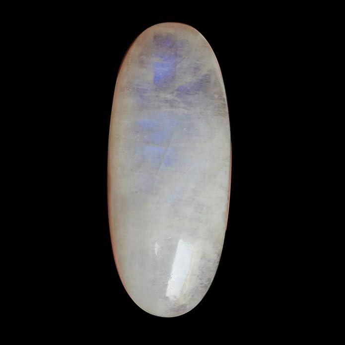 Teardrop Shape Rainbow Moonstone Gemstone Cabochon Blue Flashy Rainbow Fire Gem best for pendant jewelry making silversmith wholesale gemsh