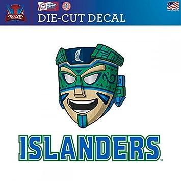 Texas am corpus christi islanders die cut vinyl decal approx