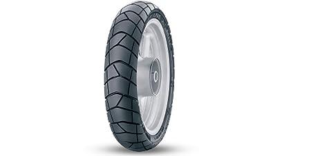 MRF Nylogrip Zapper KURVE 120/80-16 60P Tubeless Bike Tyre, Rear