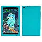 Bobj for ASUS ZenPad Z380, P022 (Z380C, Z380CX, Z380KL, Z380KNL, Z380M, P00A, P024) – BobjGear Protective Tablet Cover (Terrific Turquoise)