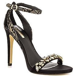 Guess Footwear Catarina 4 - Black Multi Fabric