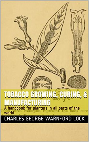 Tobacco growing, curing, & manufacturing: A handbook for planters in all parts of the world