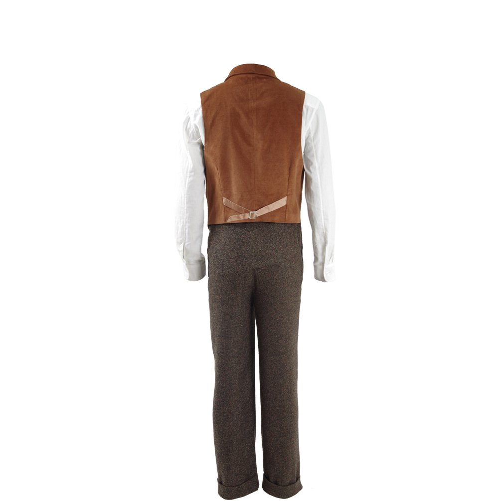 Ice Dream Winter Suits Men's Clothing Business Blazer Outfit Party Halloween Costume Made (Man-M) by Ice Dream (Image #7)