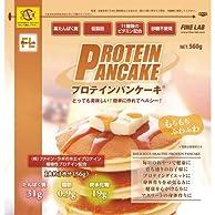 ファインラボ プロテインパンケーキ