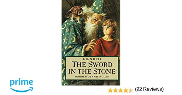 The Sword in the Stone: Terence Hanbury White: 9780399225024 ...