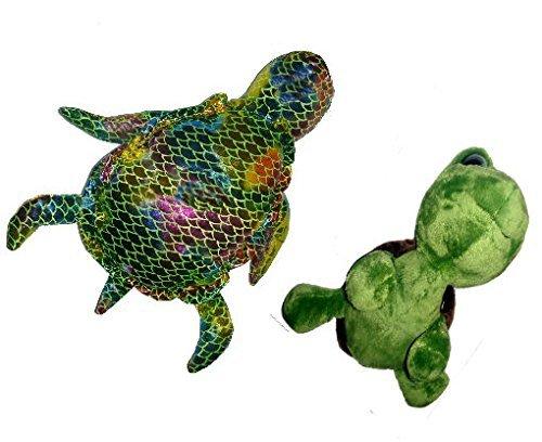 Amazon.com: Paquete de 2 de peluche Turtles – 11